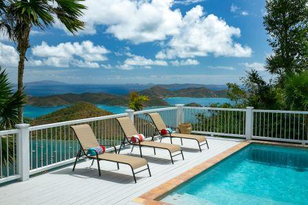 Destination St John Villa Drakes Lookout Coral Bay